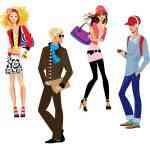 Молодежная Мода — Новый Стиль Отношений